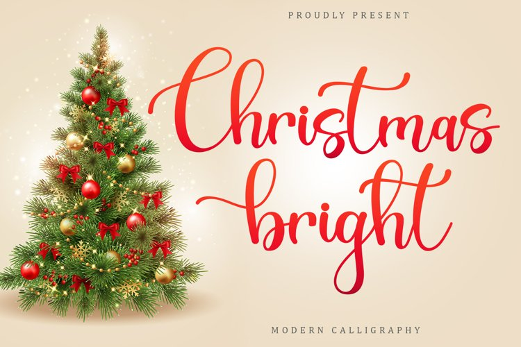 Christmas Bright example image 1