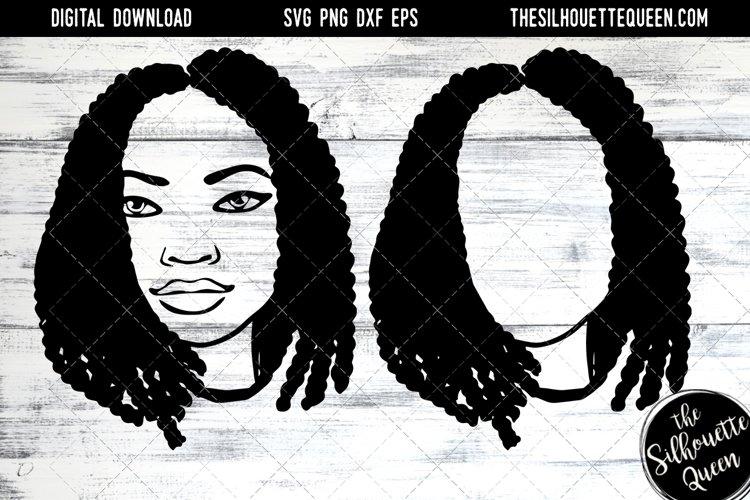 Afro Hair - Short Box Braid Bob example image 1