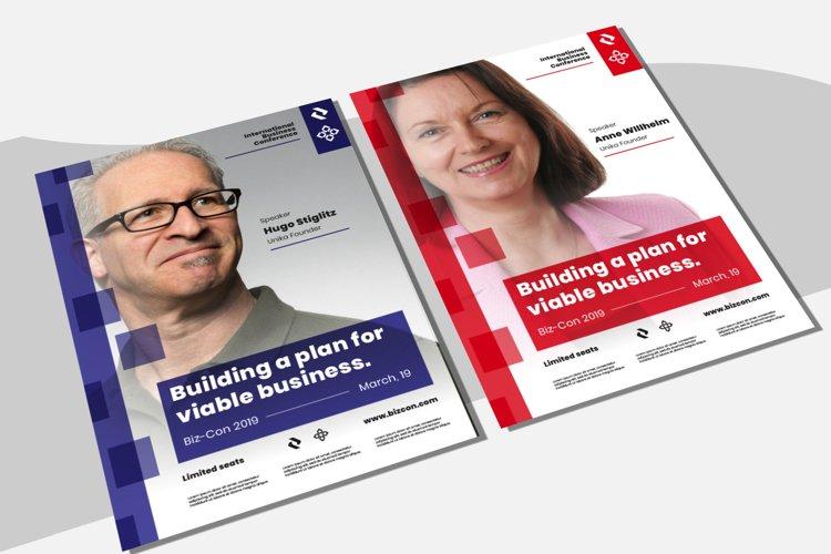 Seminar Flyer example image 1
