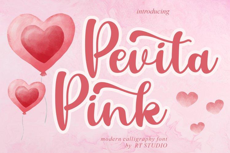 Pevita Pink example image 1