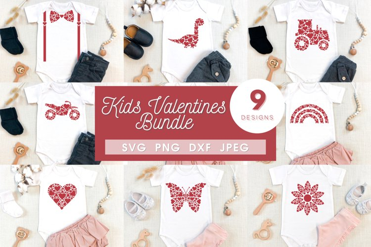 Kids valentines svg| valentines top design | svg bundle
