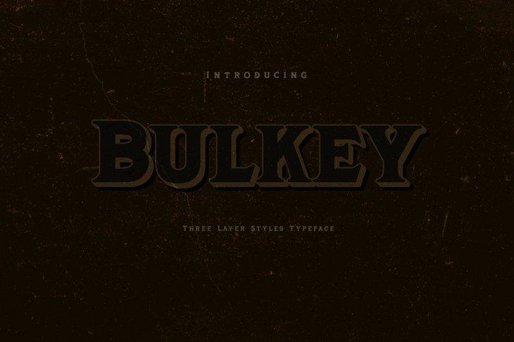 Bulkey example image 1