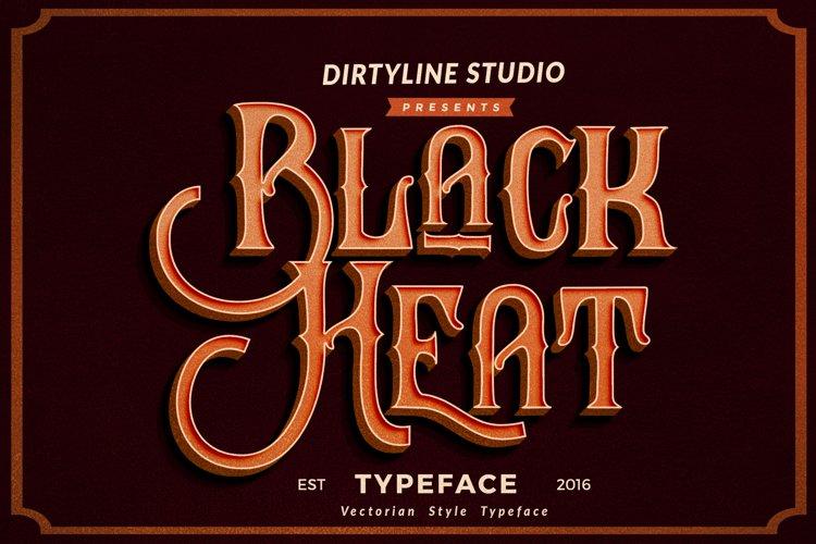 Black Heat example image 1