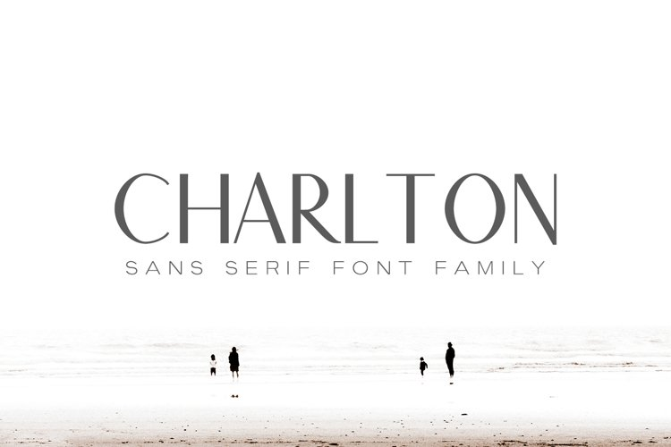 Charlton 7 Font Family Pack example image 1