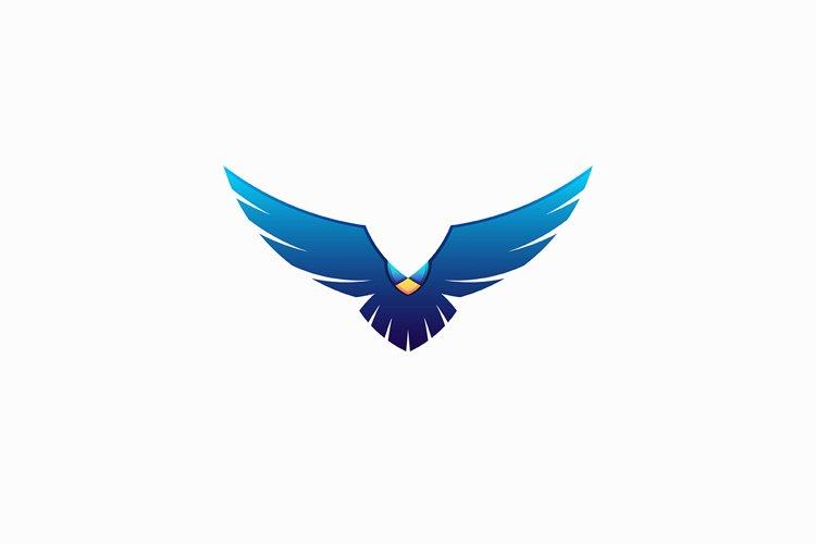 Wild bird logo design