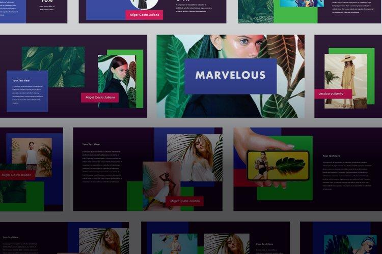 Marvelous - Creative Keynote