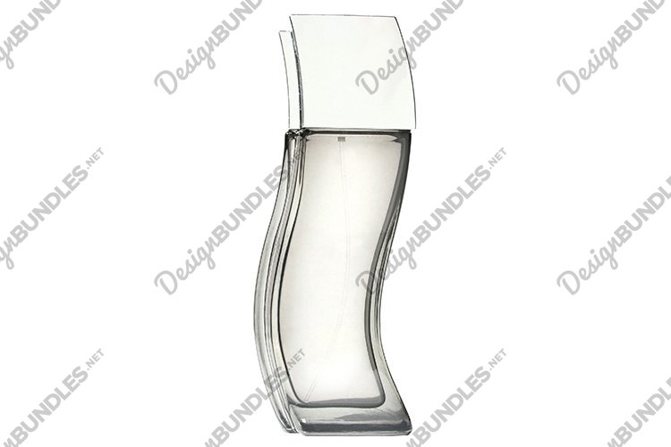 Stock Photo - Scented water on a white background. example image 1