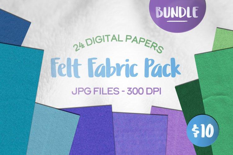 Crafting Felt Fabric Digital Paper | Fur Texture Background example image 1
