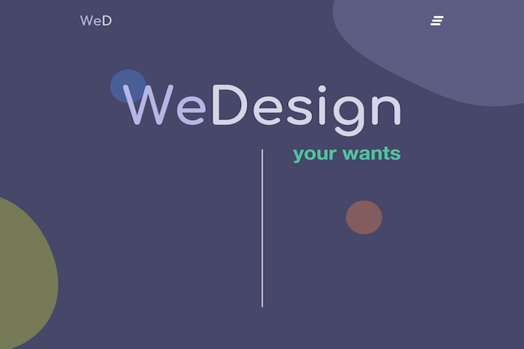 Design Studio website teblate