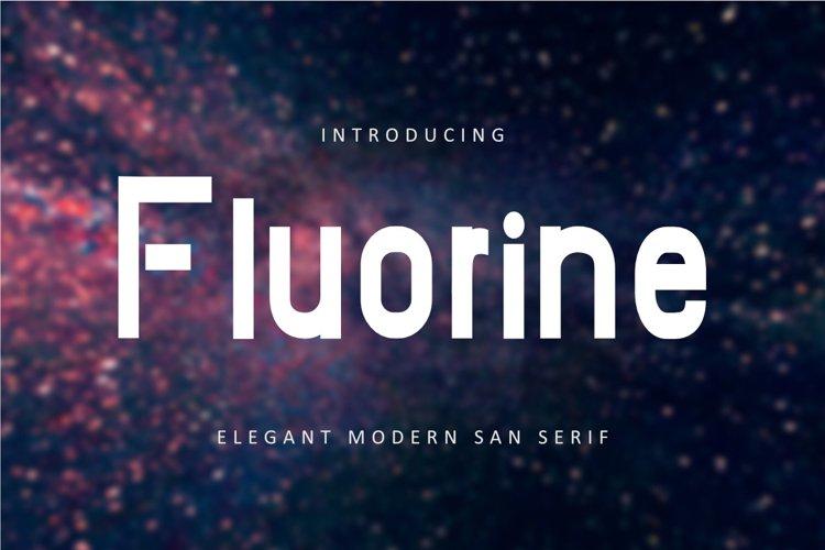 Fluorine example image 1