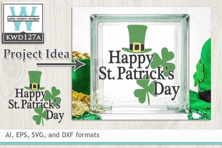 St. Patricks SVG - Happy St. Patricks Day