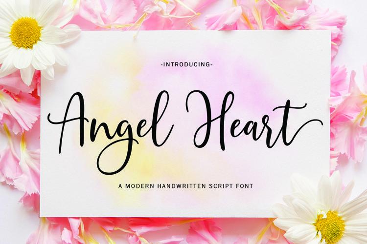 Angel Heart Script example image 1
