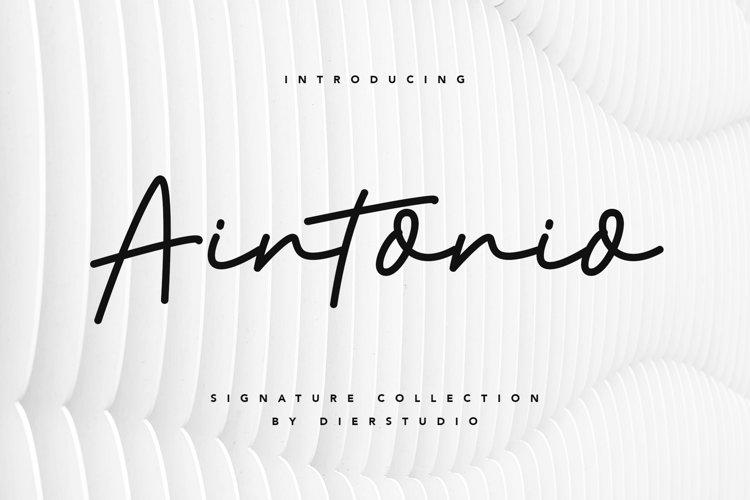 Aintonio example image 1