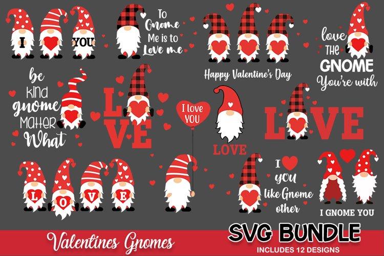 valentines day gnome svg, gnomes svg, bundle svg bundle example image 1