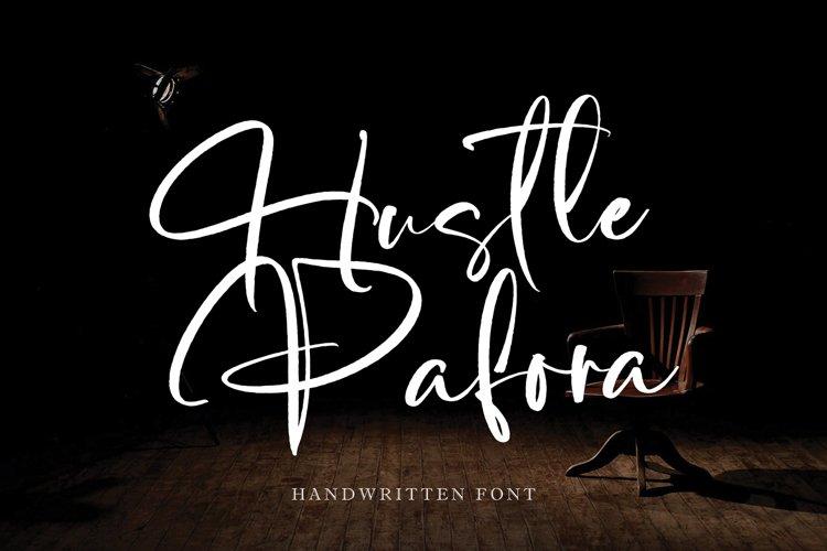 Hustle Pafora example image 1