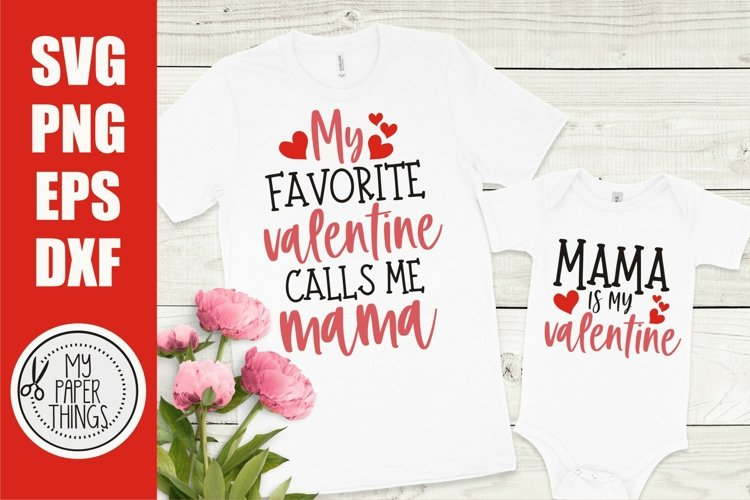 Mommy and me svg Bundle | Mama and mini svg Bundle - Free Design of The Week Design20