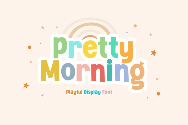 Pretty Morning example image 1