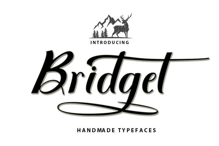 Bridget example image 1