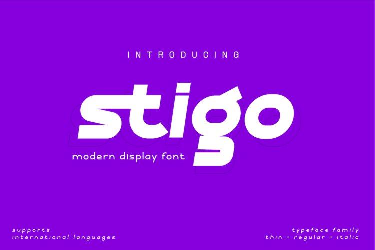 Stigo example image 1
