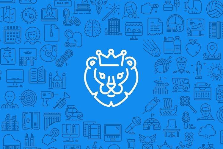 LineKing iOS Icons