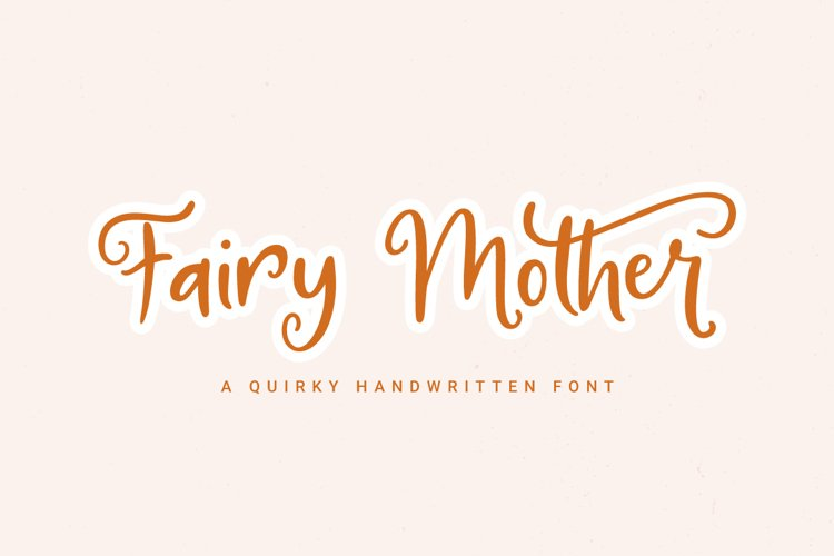 Fairy Mother example image 1