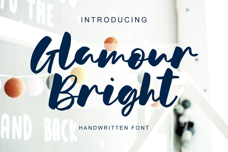 Glamour Bright example image 1