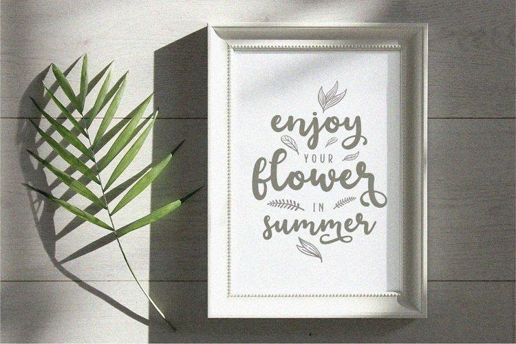 Floristy example 2