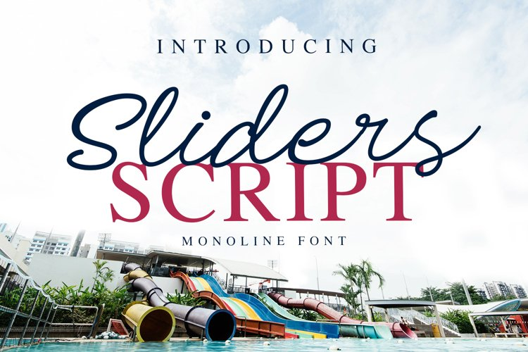 Sliders example image 1