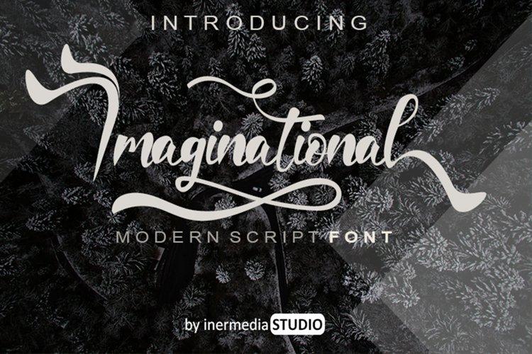 Imaginational example image 1