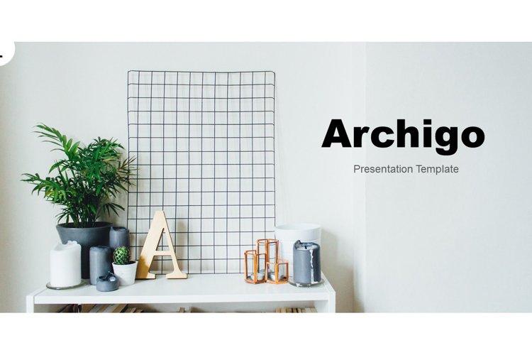 Archigo Presentation Templates