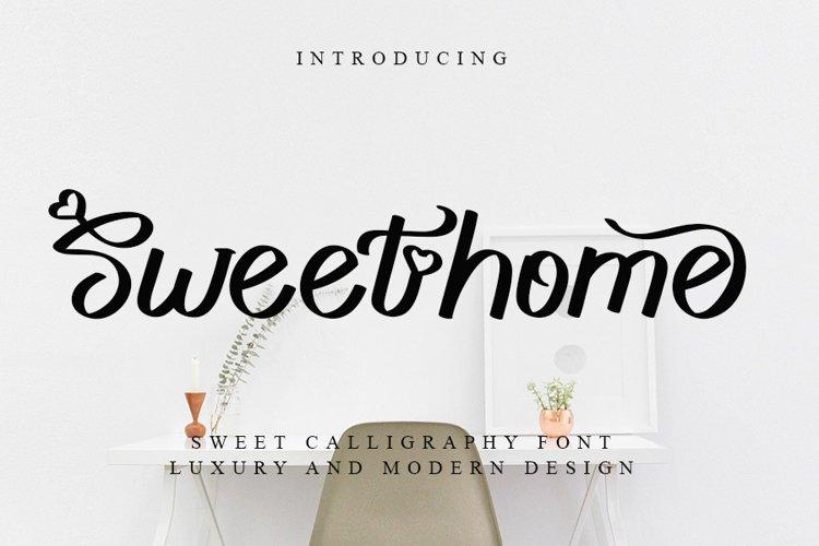 Sweethome example image 1
