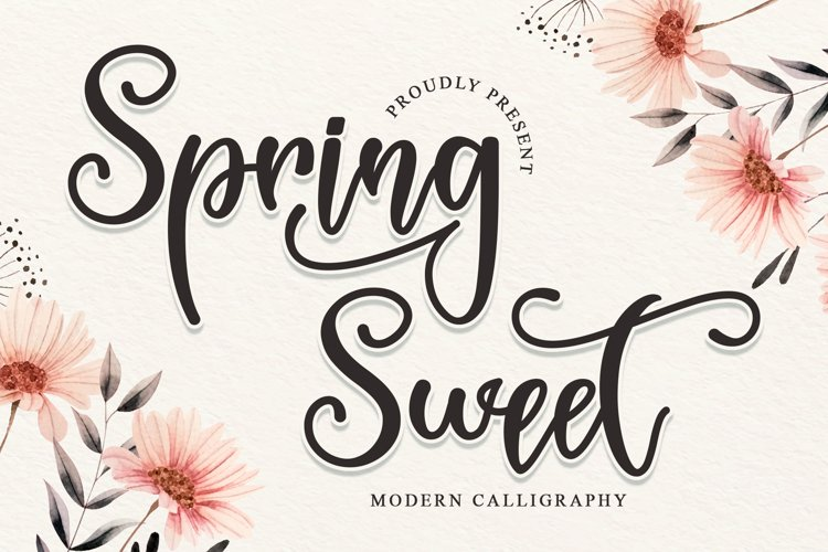 Spring Sweet example image 1