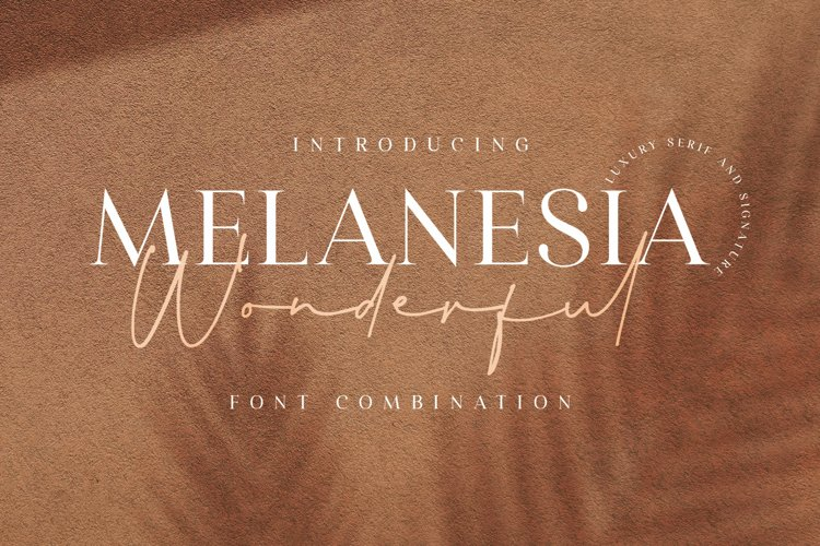 Wonderful Melanesia example image 1