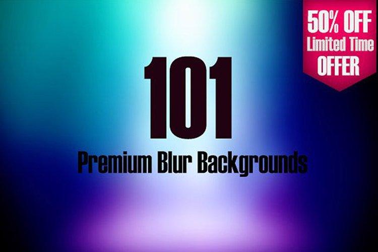Premium 101 Blur Backgrounds example image 1