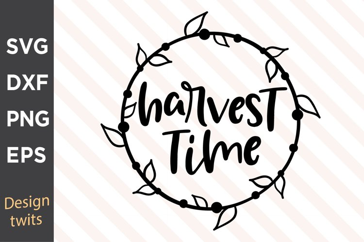 Harvest Time SVG example image 1