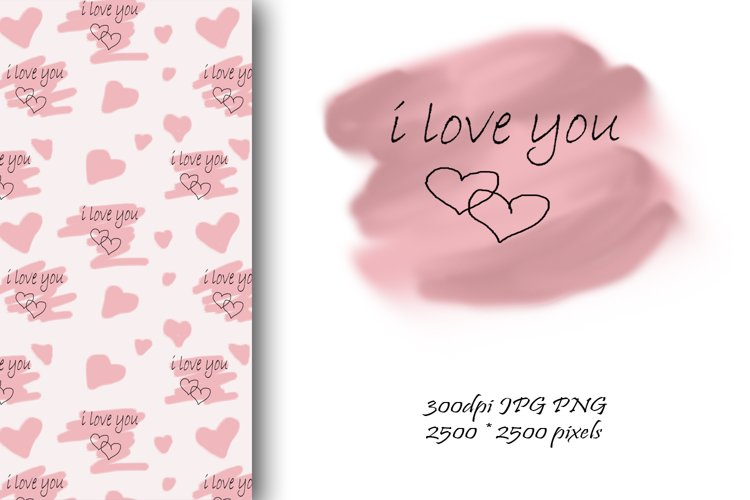 I love you! example image 1