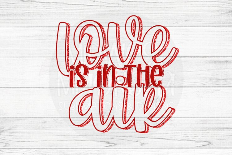 Love is in the Air example image 1