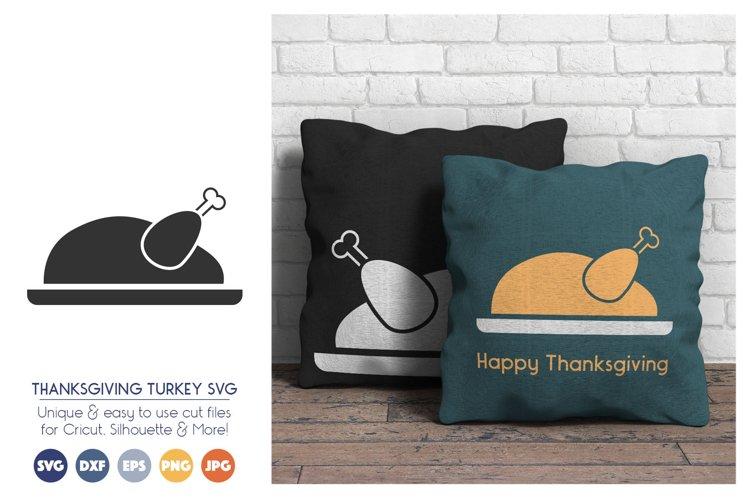 Turkey SVG Cut Files - Thanksgiving SVG