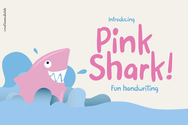 Pink Shark example image 1