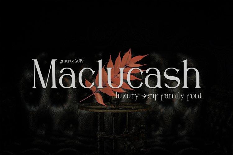 Maclucash example image 1