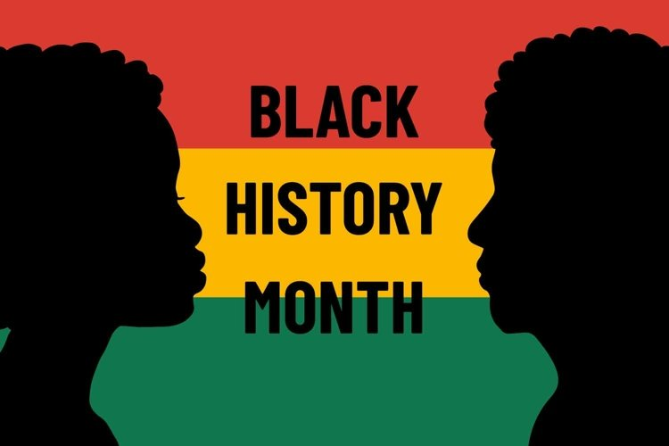 Black History Month. African American History example image 1