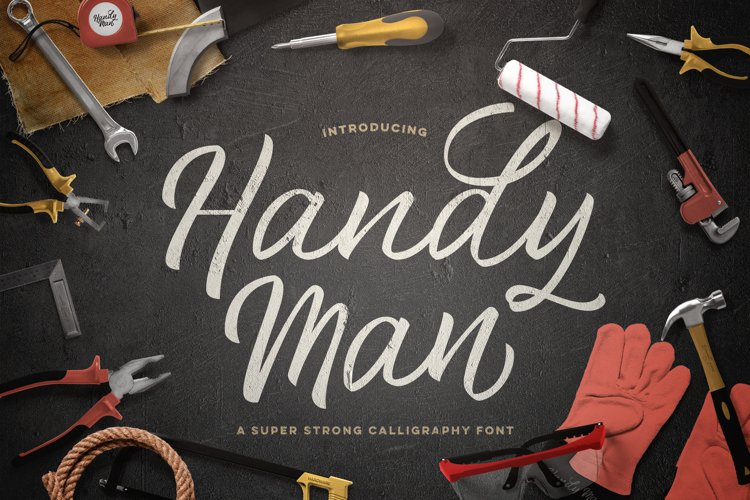 Handy Man example image 1