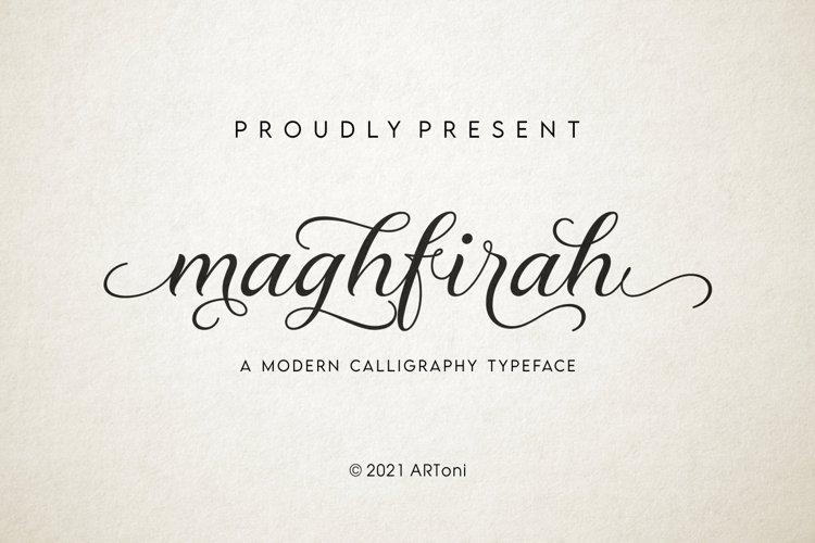 Maghfirah