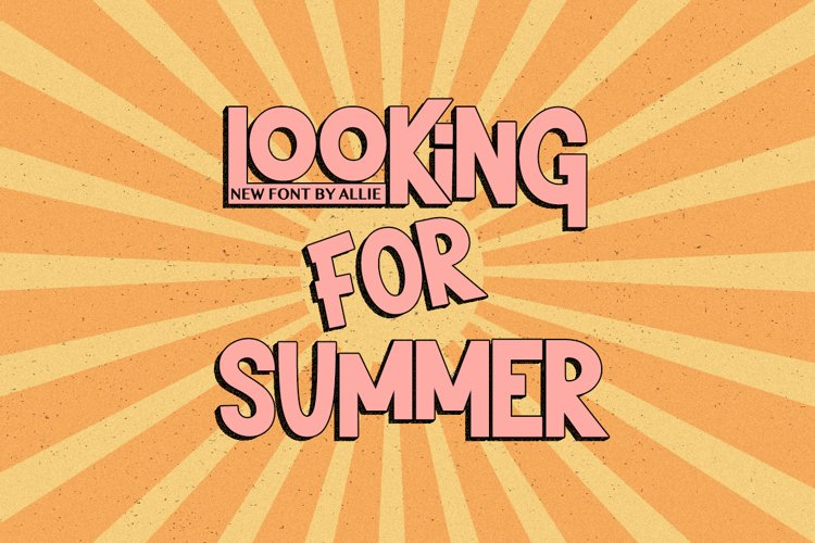 Looking for summer