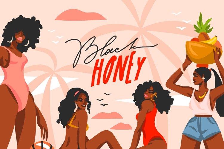 Black honey example image 1