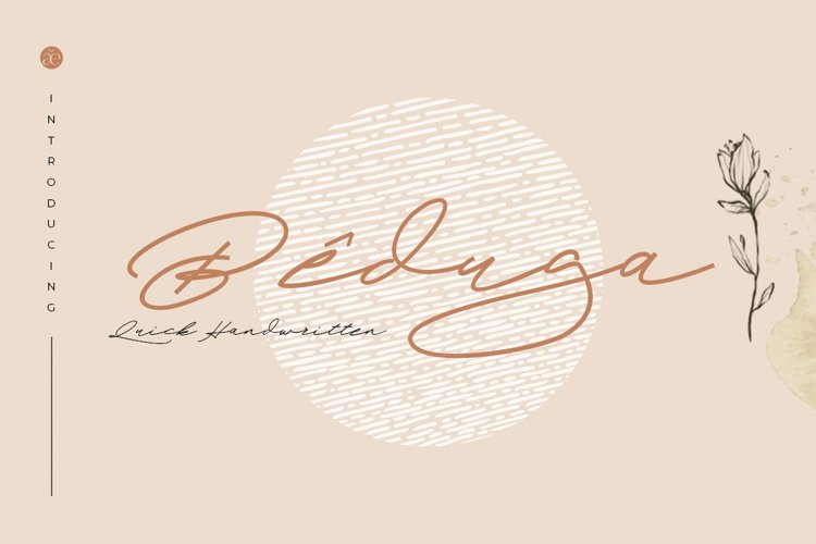 Beduga | Quick Handwritten example image 1
