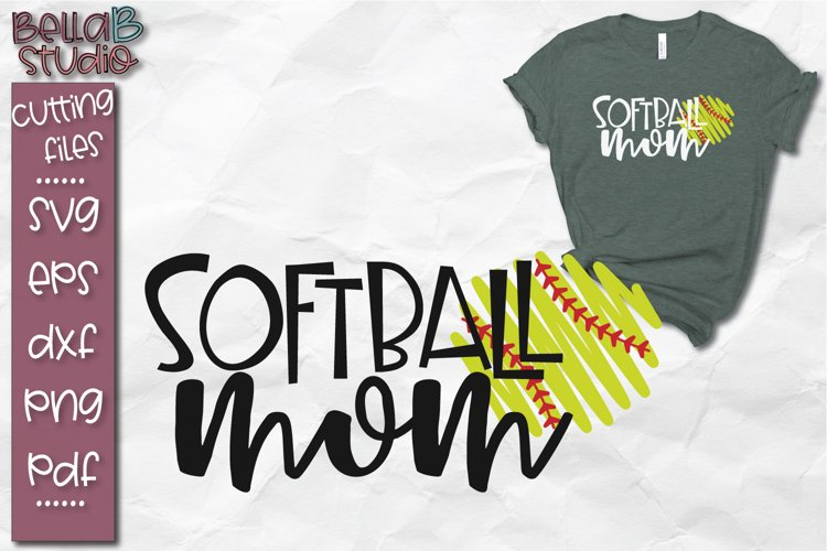 Baseball SVG, Softball SVG, Softball Mom SVG, Momma, Mama