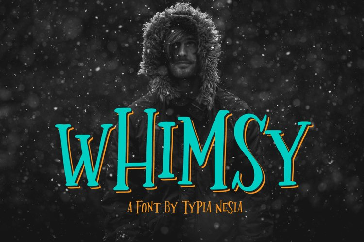 Whimsy - Free Font of The Week Font