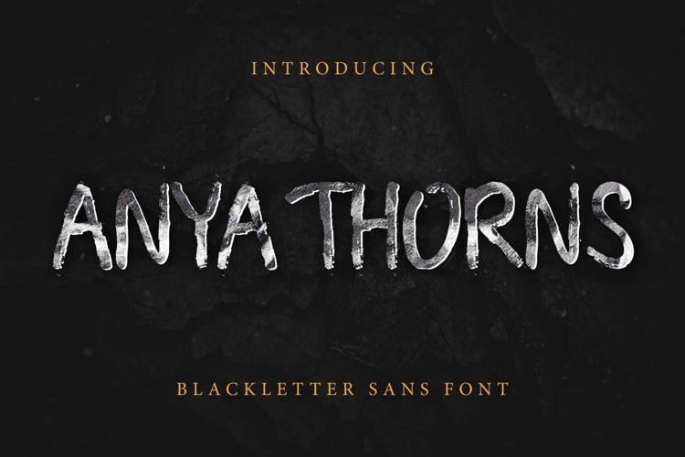 Anya Thorns example image 1
