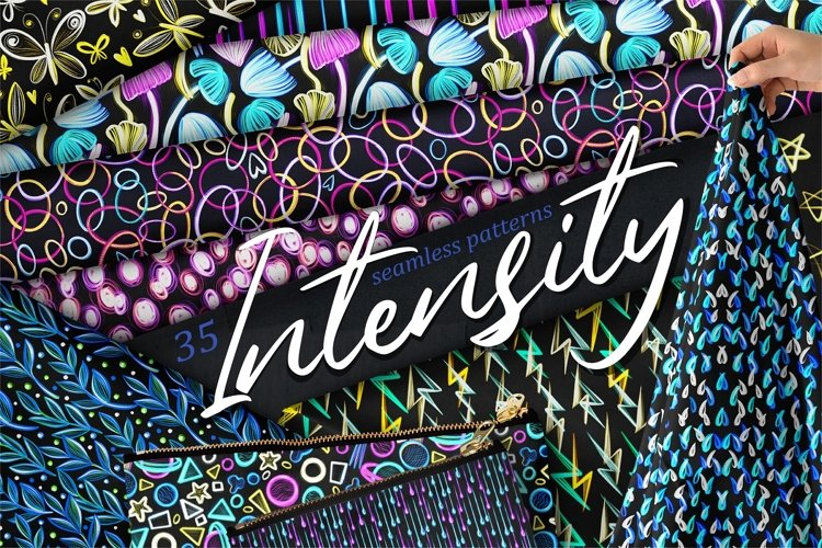 Intensity Pattern Collection